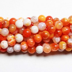 Beads Agate 8mm (0208012)