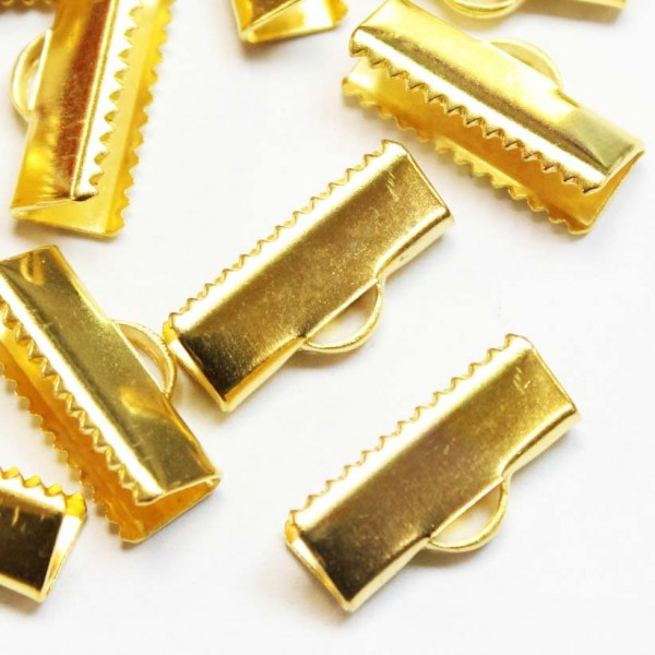 Crimps 16x6mm ~10pcs. (F00M3204)
