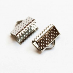 Crimps 10x7mm ~2pcs. (F00M1213)