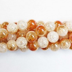 Beads Quartz-crackle 12mm (1612004)