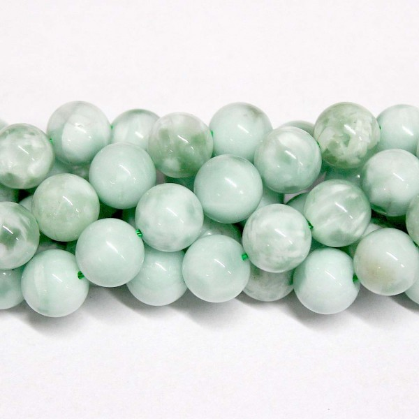 Beads Anhydrite 10mm (0010003)