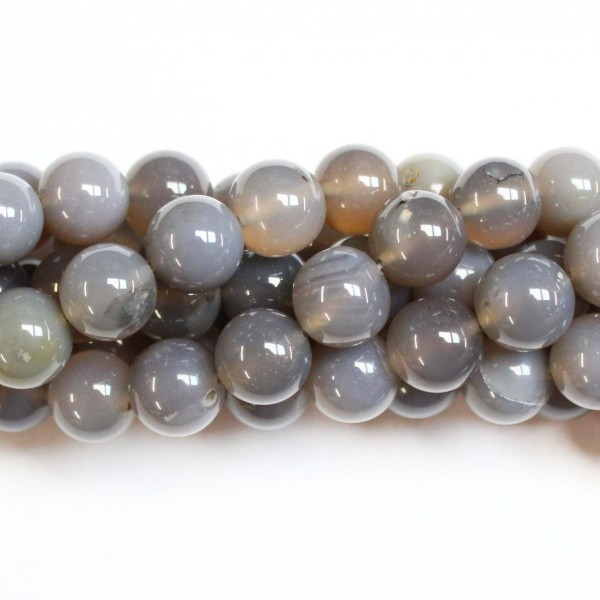 Beads Agate 12mm (0212007)