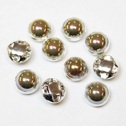 Plastic buttons 8,5x6mm 10 psc. (PP0805)