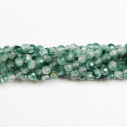 Beads Agate-faceted 4mm (0204009G)