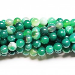 Beads Agate 10mm (0210011)