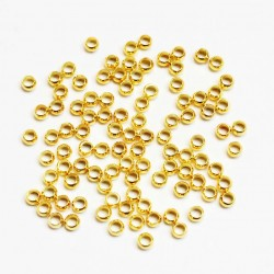 Crimps 3x2mm ~90pcs. (F00M3002)